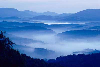 Smokey Mountains, Tennessee