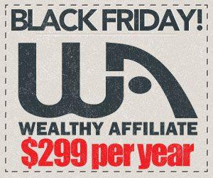WA Black Friday Sale